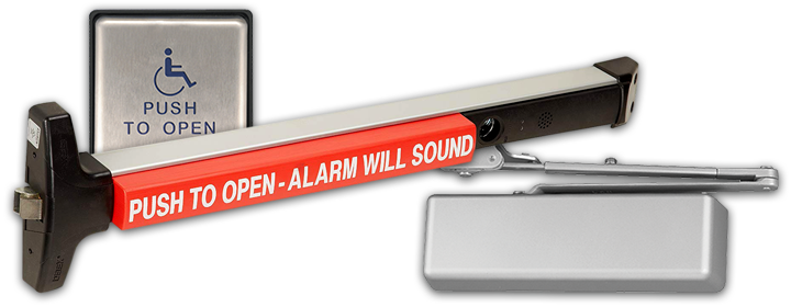 Commercial Security Door Hardware