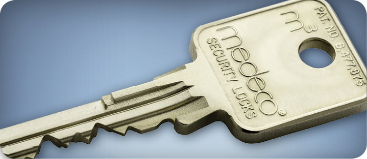 High Security Key