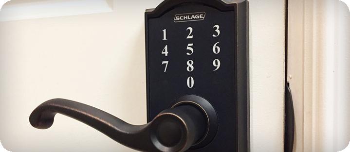 Residential Locksmith: Keyless Entry